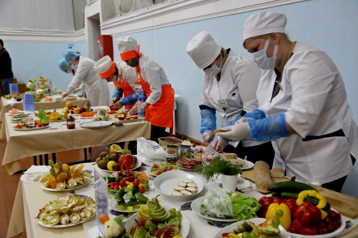 Конкурс школьного питания в рамках городского родительского собрания