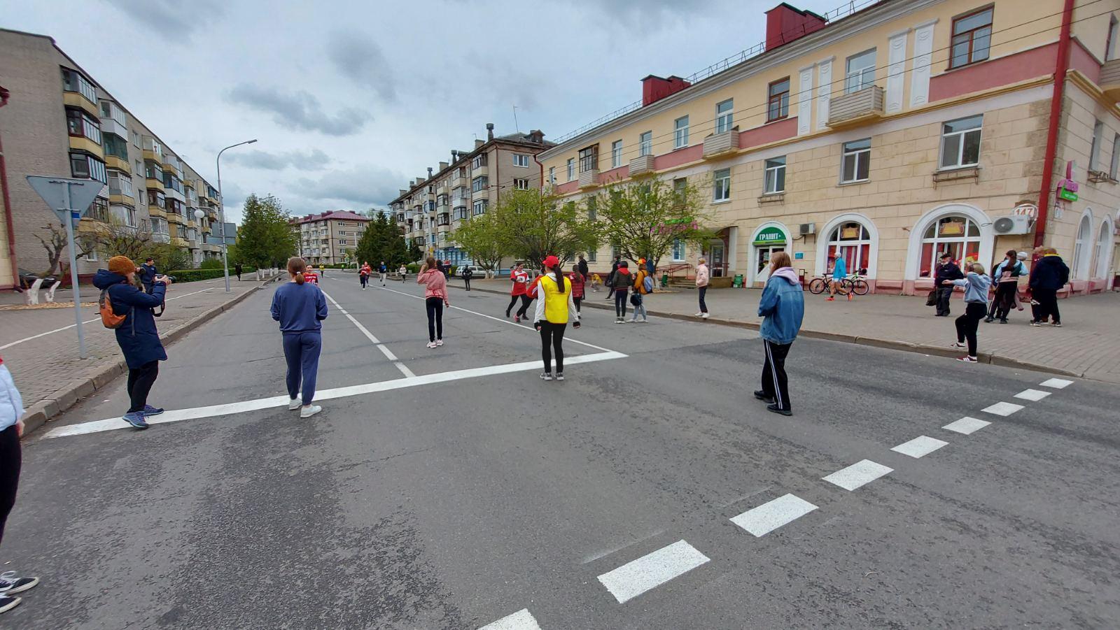8 мая 2021 года ОАО «Бобруйский мясокомбинат» принял участия в двух легкоатлетических эстафетах.