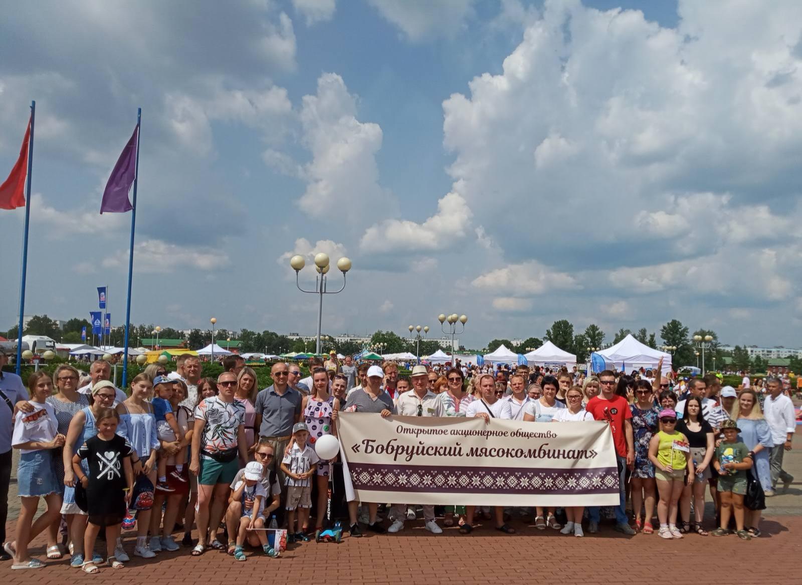 Культурно-спортивный фестиваль Вытокi